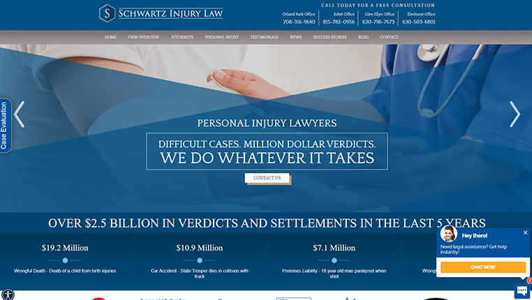 Schwartz Injury Law